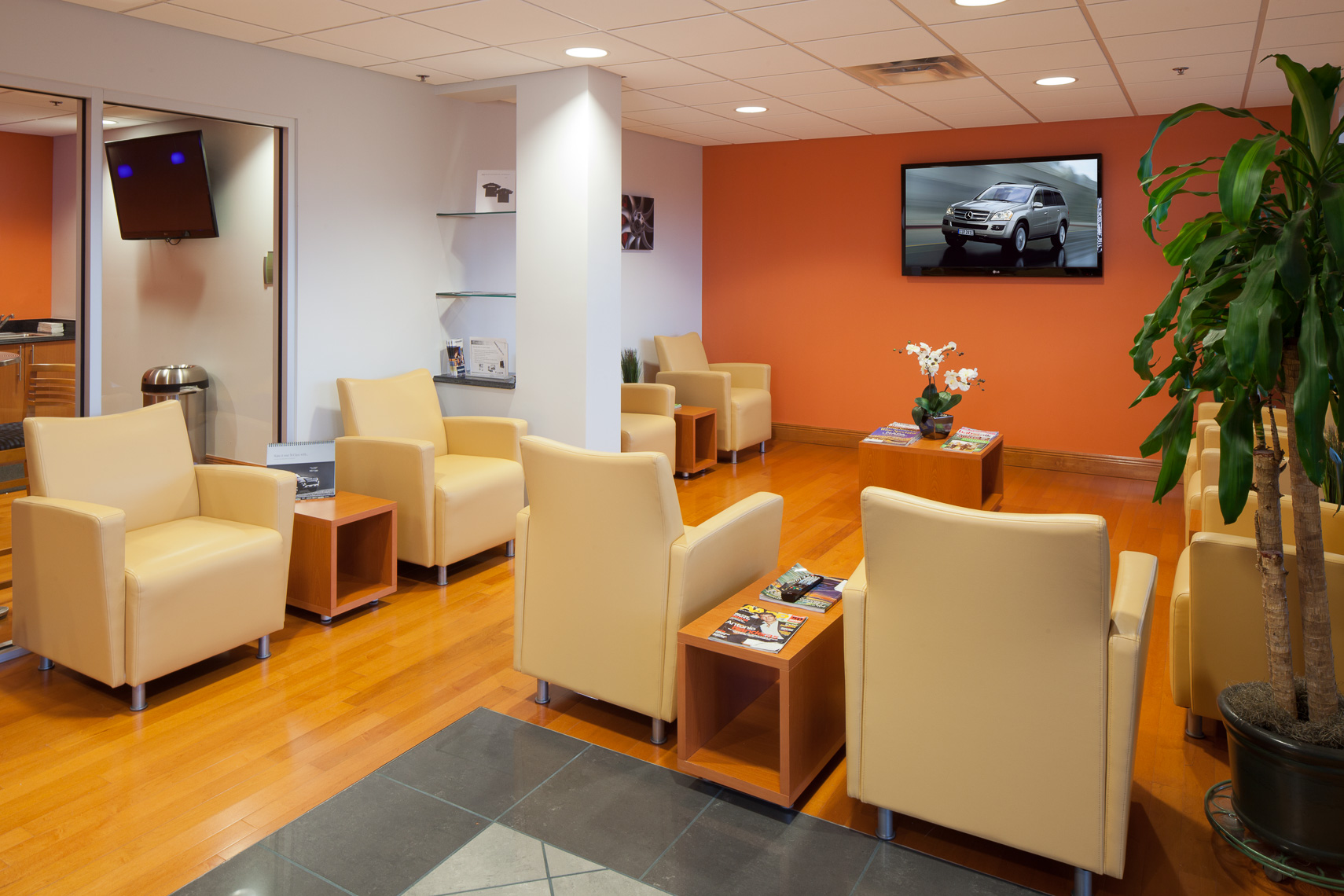 Lokey Mercedes Dealership - Mark Borosch Photography - Clearwater, FL