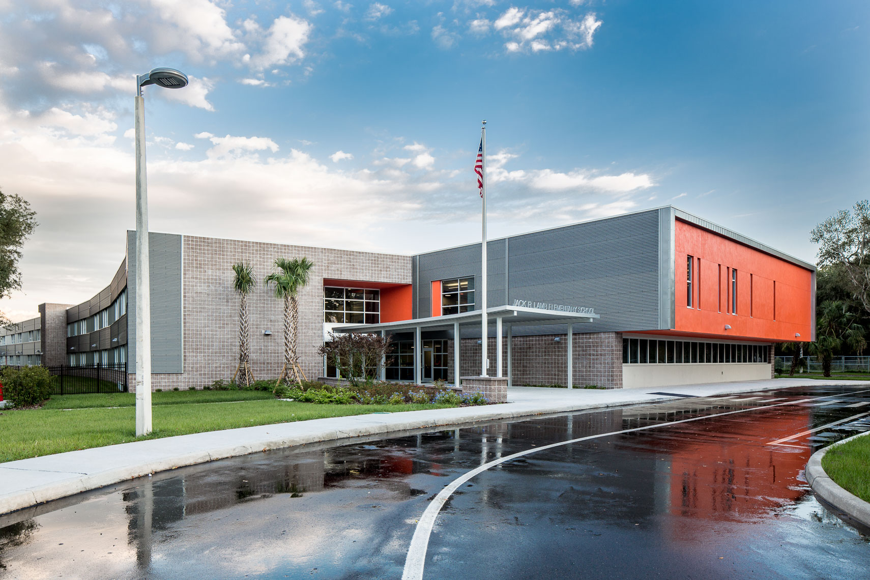Jack Lamb Elementary - Mark Borosch Photography - Riverview, FL