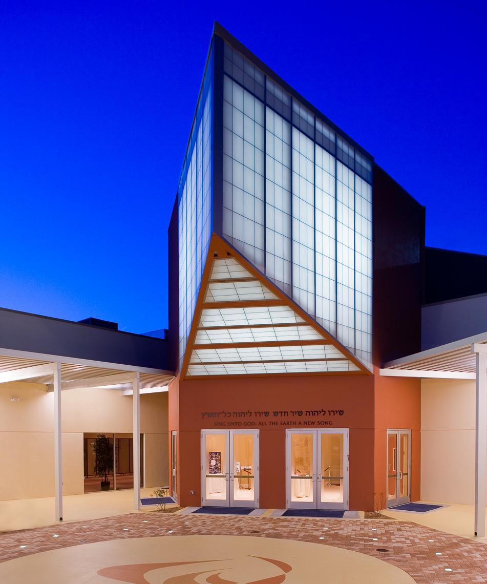 Temple Sinai - Mark Borosch Photography - Sarasota, FL
