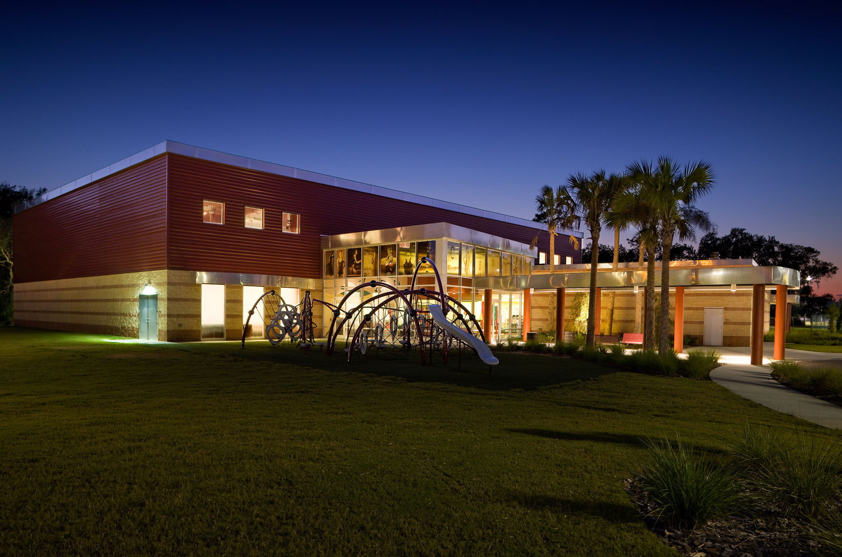 New Tampa Recreation Center - Mark Borosch Photography - Tampa, FL