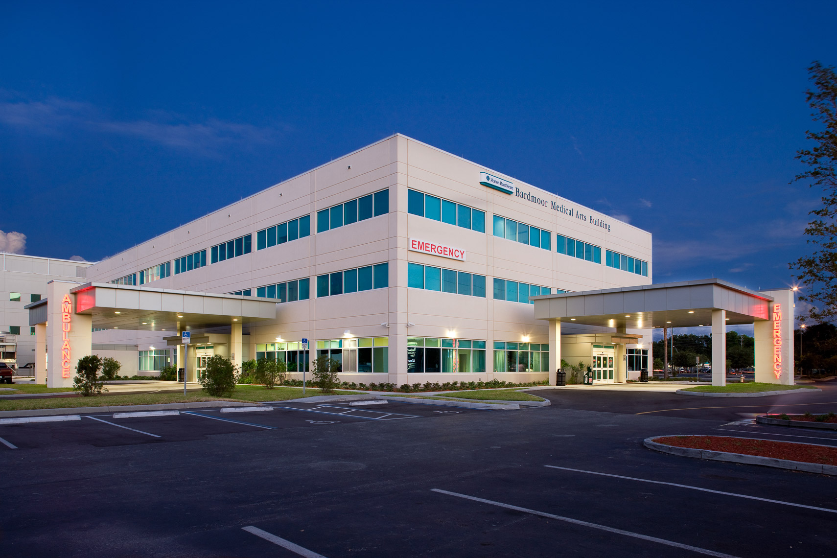 Bardmoor Emergency Center - Mark Borosch Photography - Largo, FL
