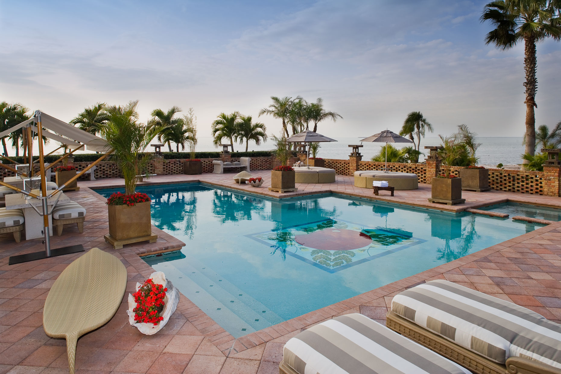 Resort Pool - Mark Borosch Photography - Apollo Beach, FL