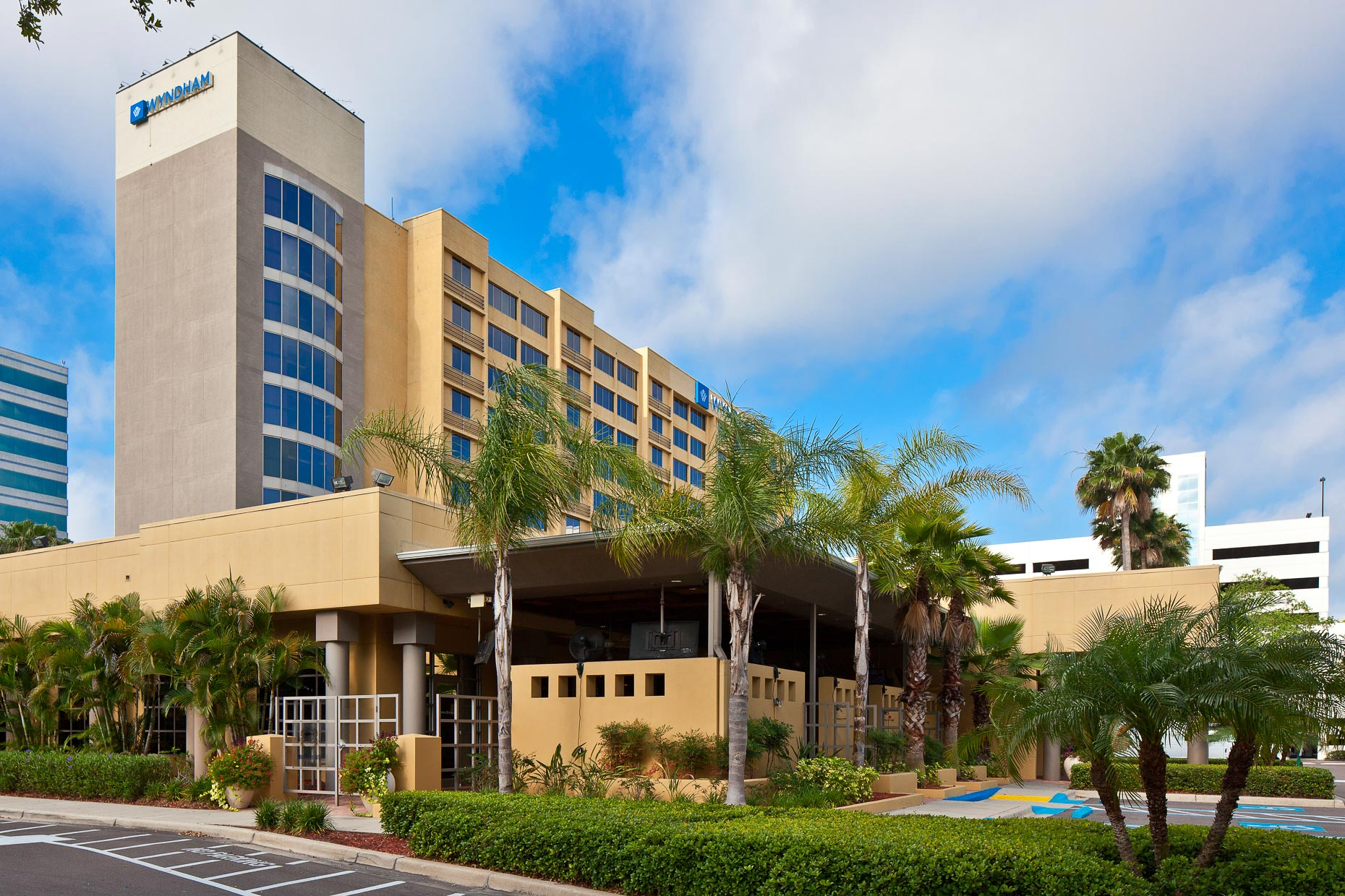 Wyndham Hotel - Mark Borosch Photography - Tampa. FL