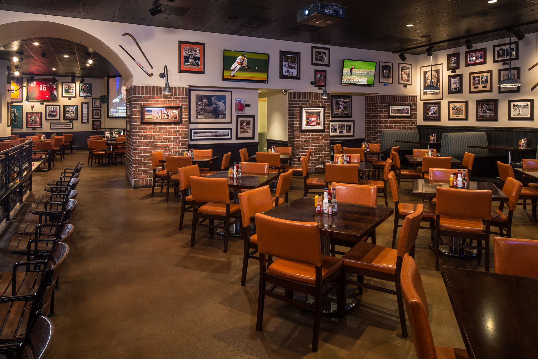 Champions Restaurant  - Mark Borosch Photography - Tampa, FL