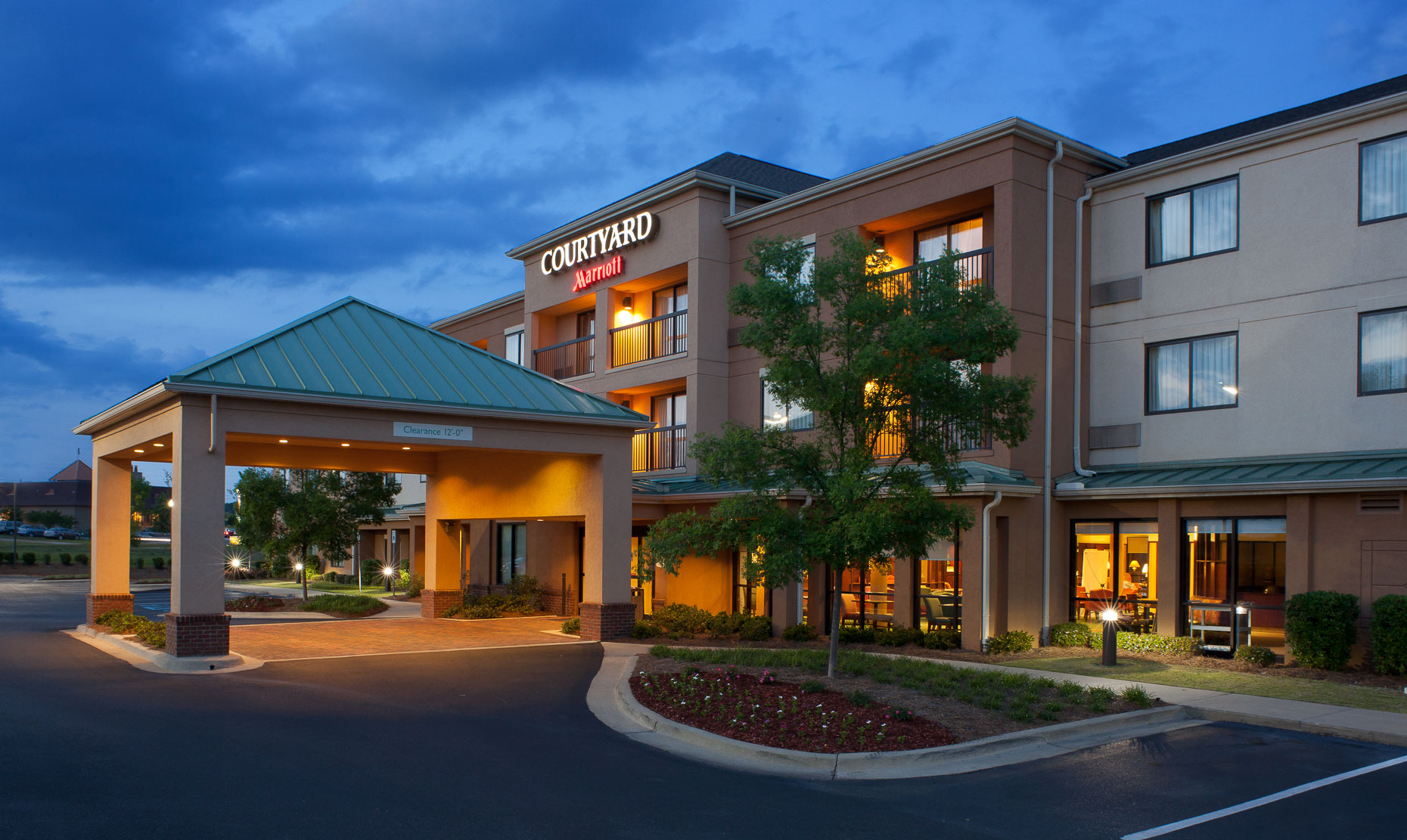 Courtyard Marriott - Mark Borosch Photography - Prattville, AL