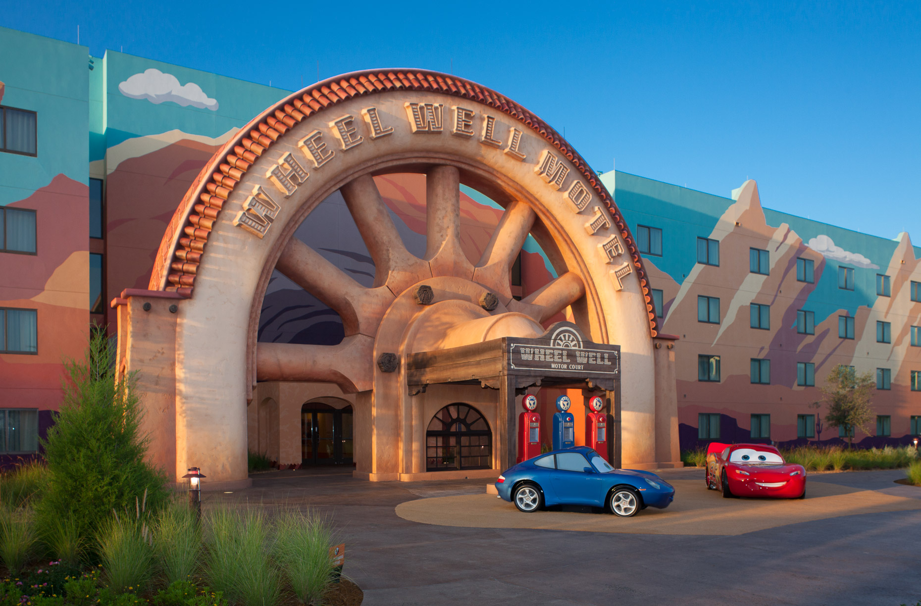 Disney Art of Animation Resort - Mark Borosch Photography - Orlando, FL