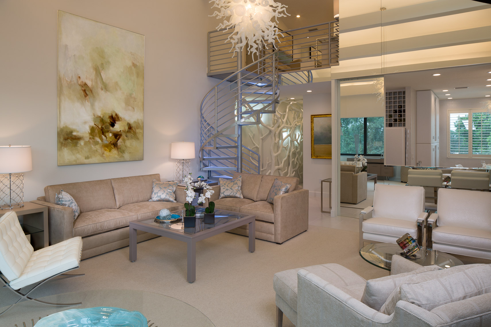 Contemporary Living - Mark Borosch Photography - Sarasota, FL