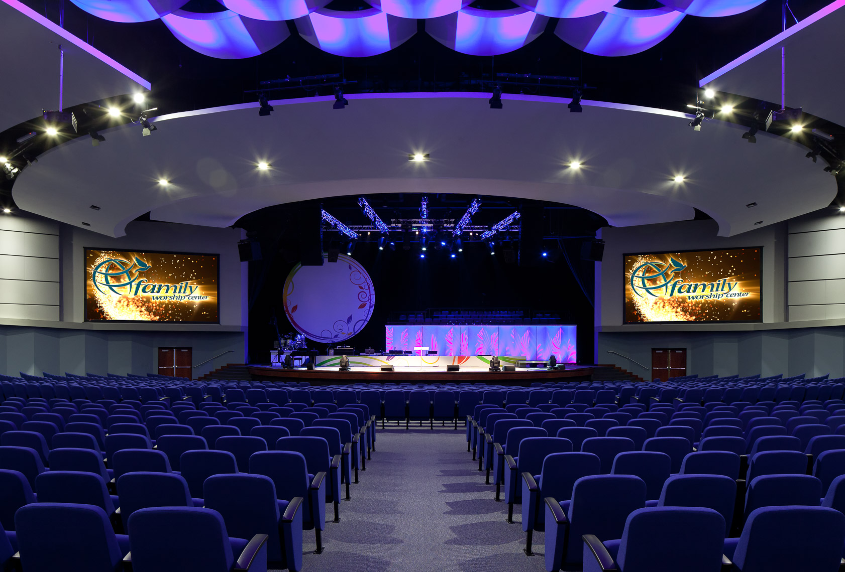 Family Worship Center - Mark Borosch Photography - Lakeland, FL