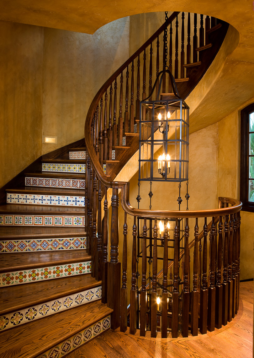 Rustic Staircase - Mark Borosch Photography - Dade City, FL