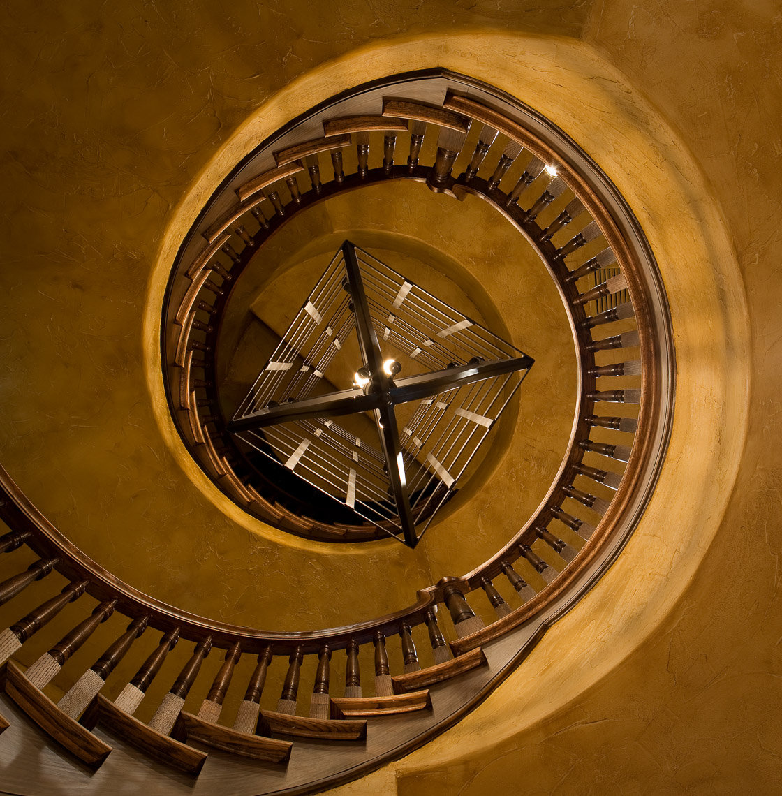 Spiral Staircase - Mark Borosch Photography - Apollo Beach, FL