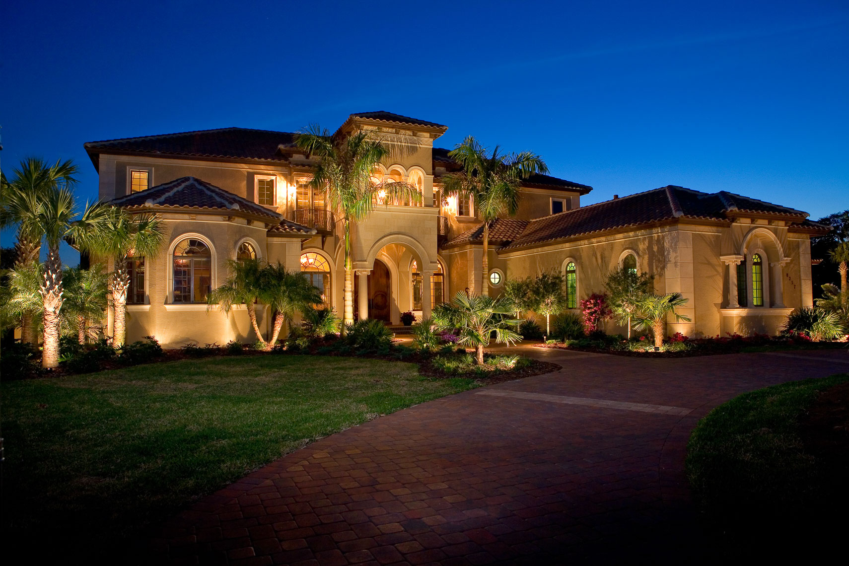Luxury Mediterranean Home - Mark Borosch Photography - Lakewood Ranch, FL