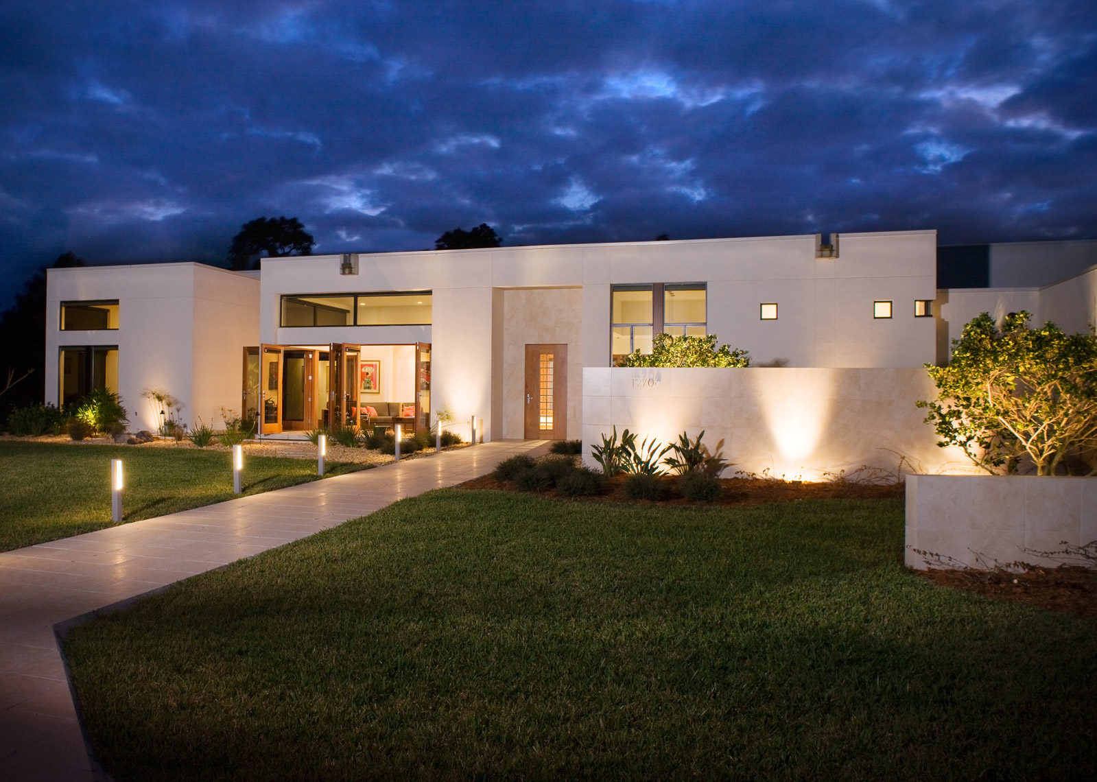 Ultra Modern Home - Mark Borosch Photography - Bradenton, FL