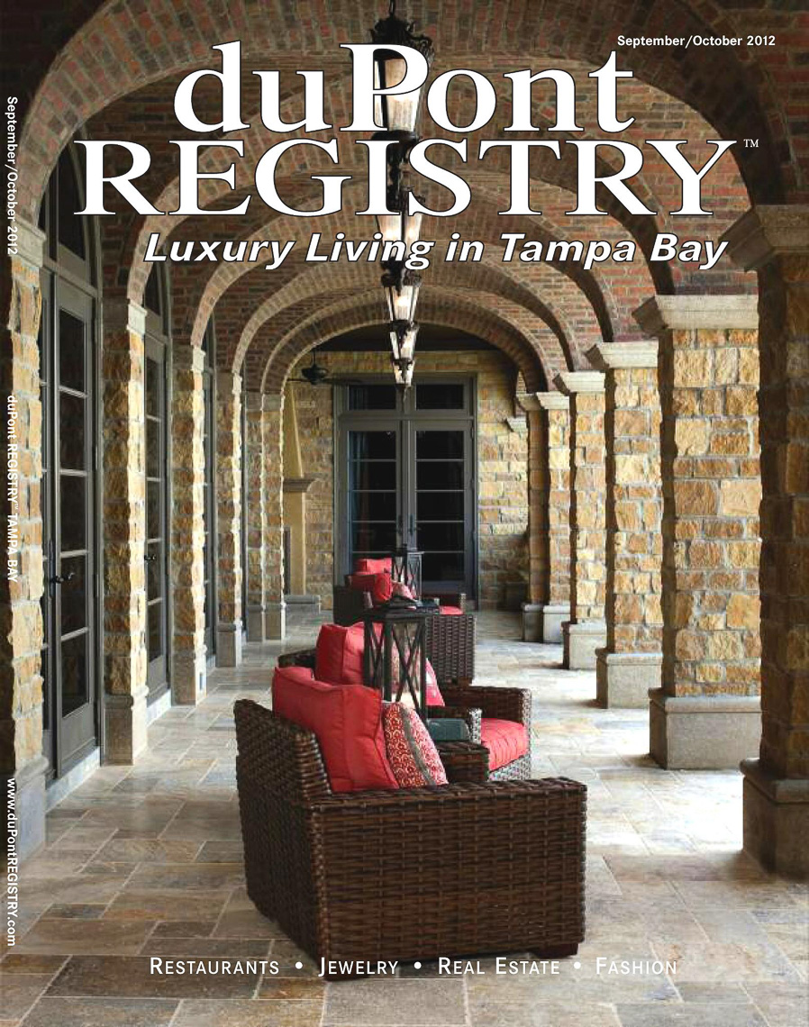 Cover DuPont Registry - Mark Borosch Photography - Tierra Verde, FL