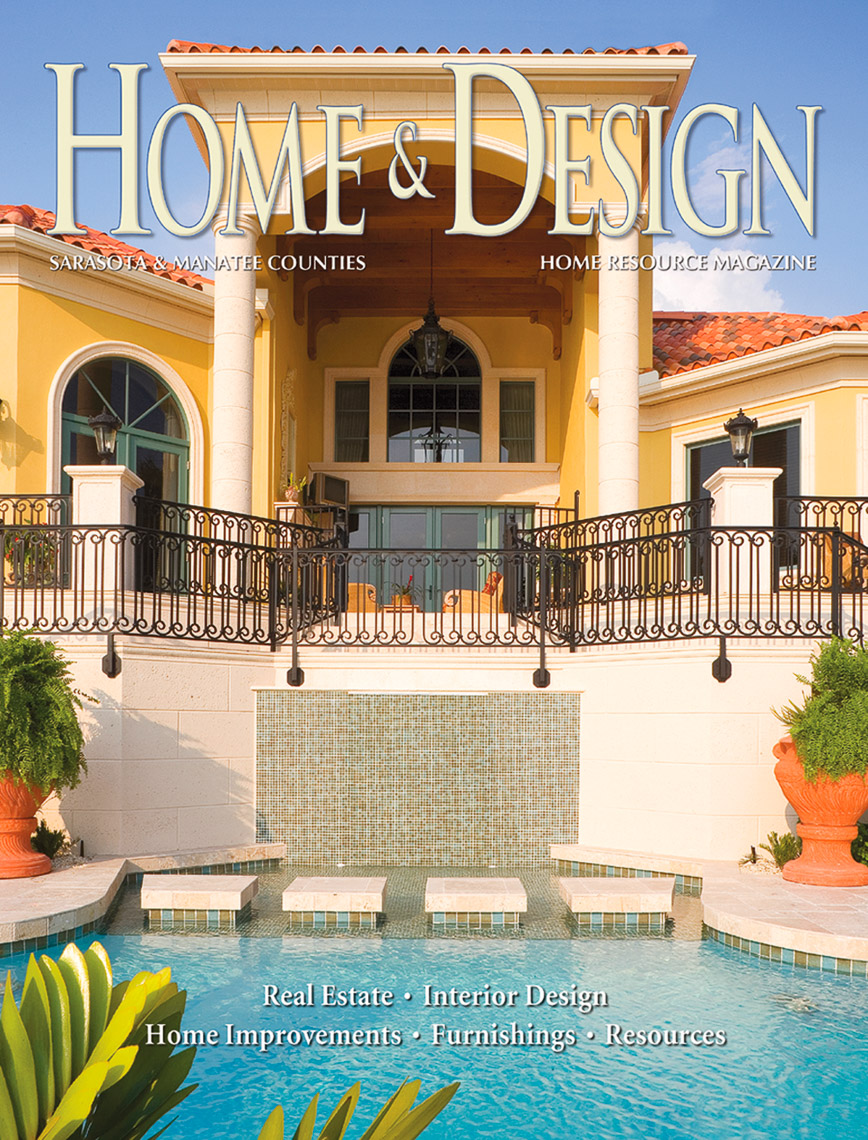 Cover Home & Design - Mark Borosch Photography - Bird Key, FL