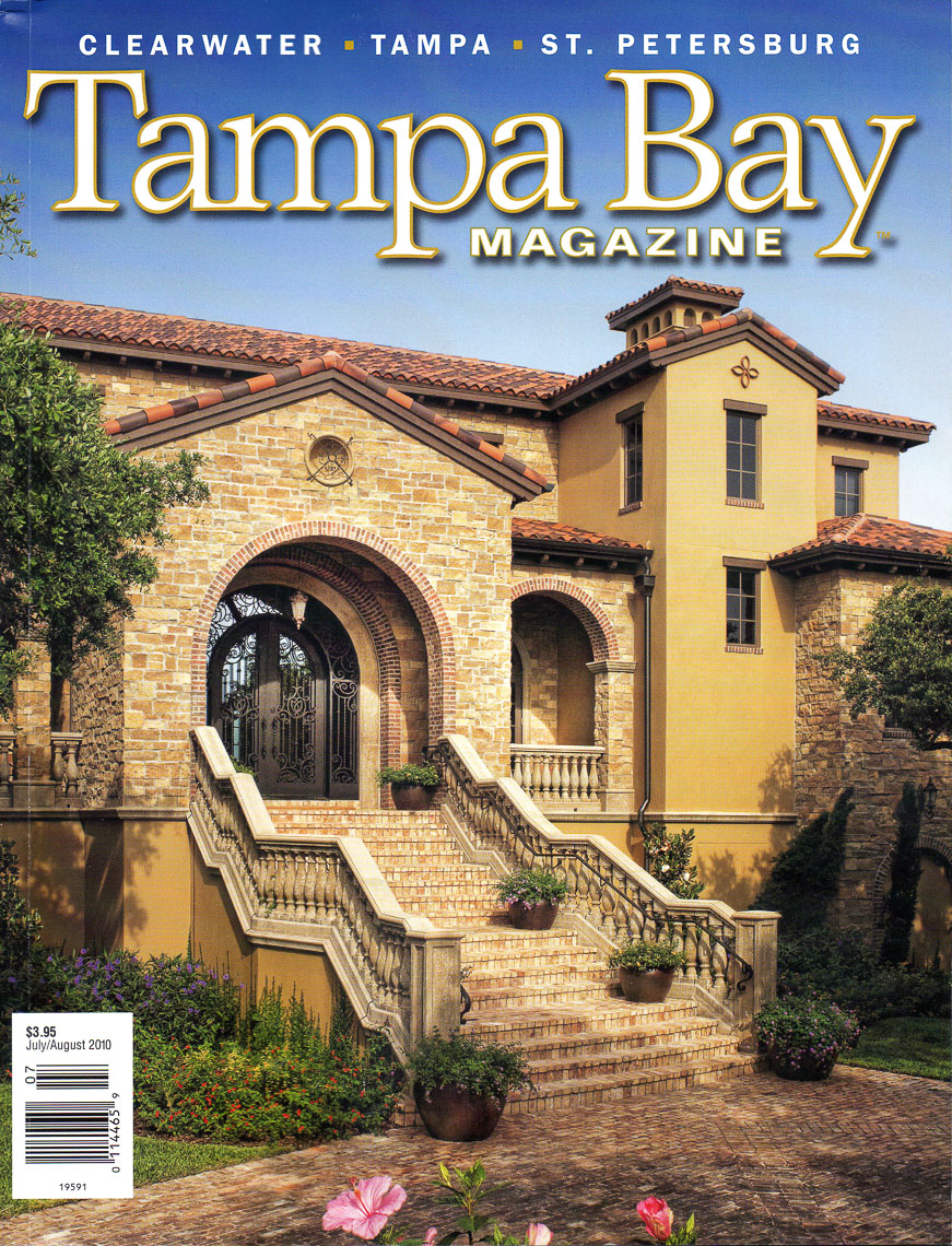 Cover Tampa Bay Magazine - Mark Borosch Photography - Tierra Verde, FL