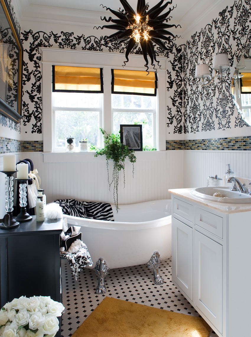 Contemporary Bathroom - Mark Borosch Photography - Sarasota, FL